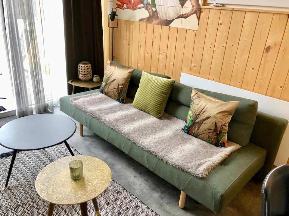 interieur Tiny Houses Droompark, Velsen City Blog