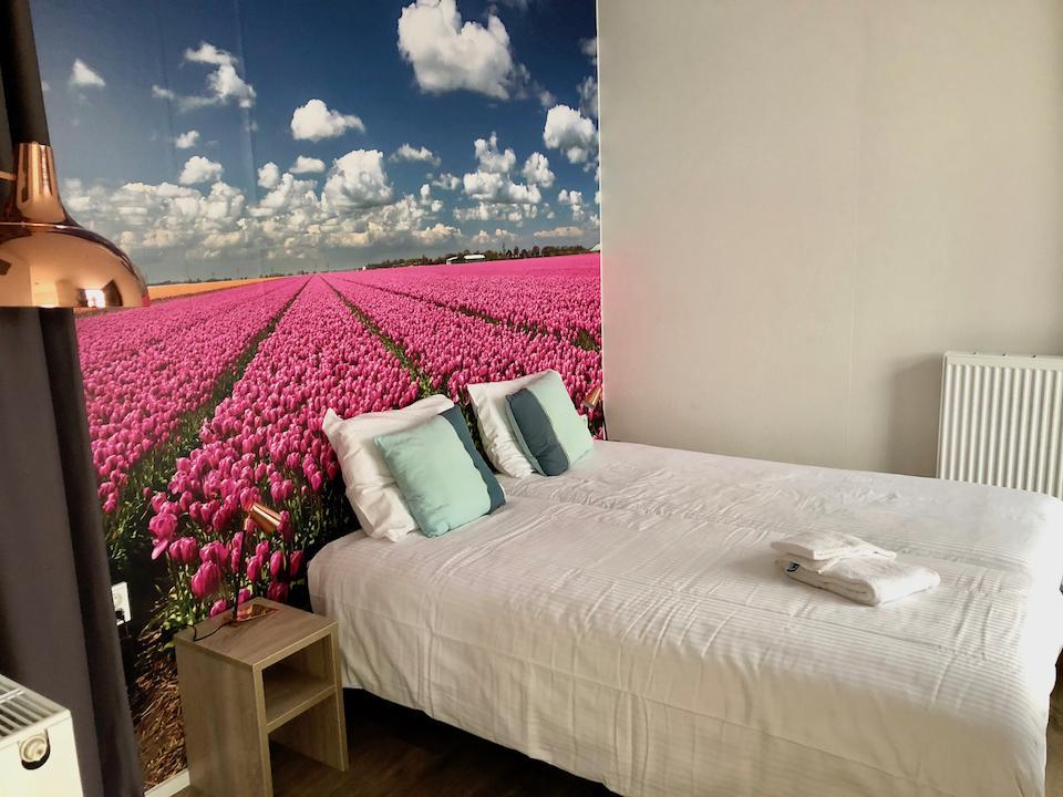 Droomkamer, hotel Droompark, Velsen City Blog